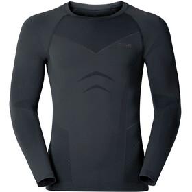 Odlo Evolution Warm - Sous-vêtement Homme - gris/noir